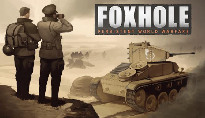 Unikát masivních multiplayer her - Foxhole
