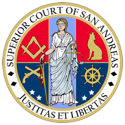 Vrchní soud San Andreas